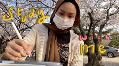 Serunya Petualangan Xaviera Putri, Mahasiswa Rantau di Korea Selatan