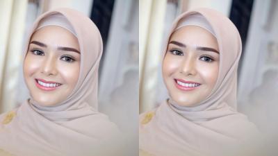 Cerita di Balik Pemotretan Amanda Manopo Pakai Baju Muslimah