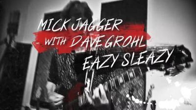 Kolaborasi Mick Jagger & Dave Grohl Lahirkan Lagu Eazy Sleazy, Terinspirasi Pandemi