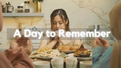 Chef Stefani Horison Berbagi Kehangatan Ramadhan dengan Takjil Donat Kolak