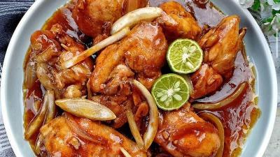 Resep Ayam Goreng Mentega, Hidangan Praktis Cocok untuk Sahur
