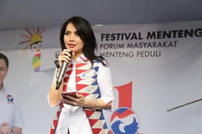 HUT ke-5 Kartini Perindo, Liliana Tanoesoedibjo: Perkuat Struktur, Perjuangkan Indonesia Sejahtera