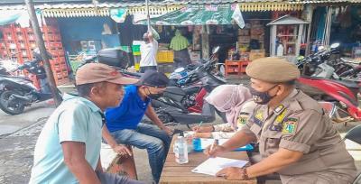 Hari Ketiga Puasa, Satpol PP Tanjung Priok Jakarta Utara Jaring 29 Pelanggar Prokes