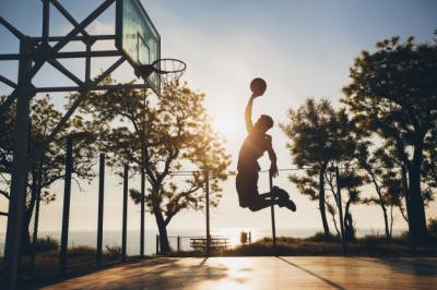 Teknik Rebound dalam Bola Basket