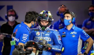 Joan Mir Ungkap Strategi demi Bisa Kompetitif di MotoGP Portugal 2021