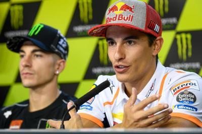 Jadwal MotoGP Hari Ini: Marc Marquez Hadir di Konferensi Pers?