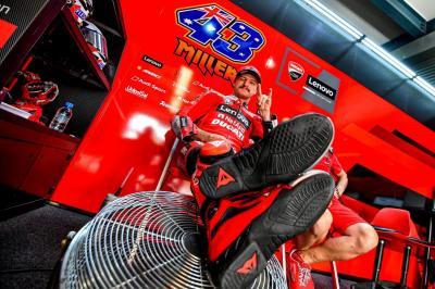 Punya Catatan Apik, Jack Miller Justru Gagal Tampil Bugar di MotoGP Portugal 2021