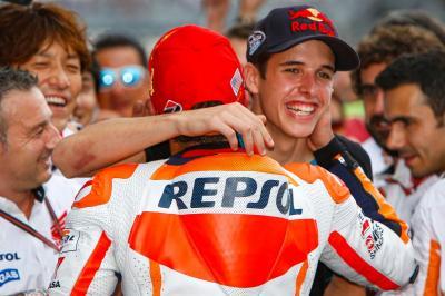 Jelang MotoGP Portugal 2021, Alex Beri Komentar soal Comeback Marc Marquez
