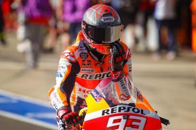 Marc Marquez Belum Pulih Total Hadapi MotoGP Portugal 2021