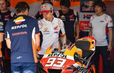 Lolos Tes Medis, Marc Marquez Resmi Turun di MotoGP Portugal 2021