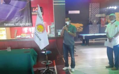 Musyawarah Kota Pengurus Cabang POBSI Tarakan Pilih Ketua Baru