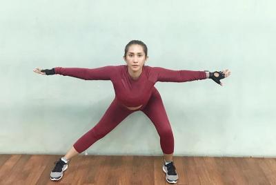 Olahraga saat Puasa, Ikuti Tips Sehat dari Cut Memey Berikut Ini
