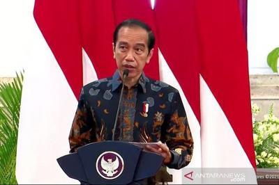 Jokowi Harap Kapasitas Produksi Industri Otomotif Nasional Meningkat