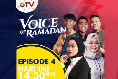 Sulis Akan Bagikan Perjalanan Karier di Voice of Ramadan GTV Eps. 4