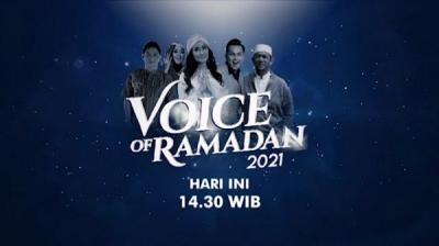 Jadi Juri di Voice of Ramadan GTV, Pasha Ungu Dibuat Bingung