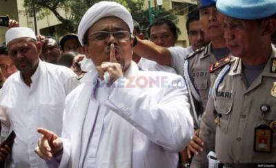 Raih Gelar Doktor, Habib Rizieq Banjir Ucapan Selamat dari Warganet