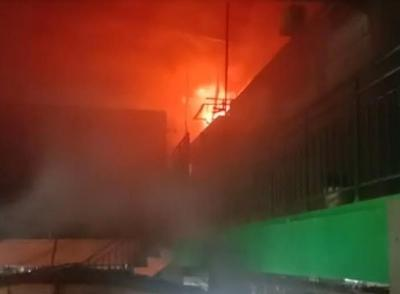 Ruko di Pasar Cibinong Ludes Terbakar, Penyebabnya Masih Diselidiki