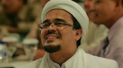 Usai Selesaikan Gelar S3 di Tahanan, Habib Rizieq Siap Kembali Menjalani Sidang