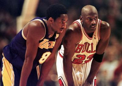 Michael Jordan Dipercaya untuk Bawakan Acara Hall of Fame Kobe Bryant