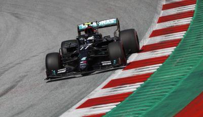 Hasil Sesi Latihan Bebas 1 F1 GP Emilia Romagna 2021: Bottas Asapi Hamilton