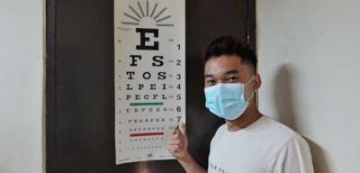 Cerita Leo Rolly Carnando yang Takut Jarum Suntik saat Jalani Tes Kesehatan