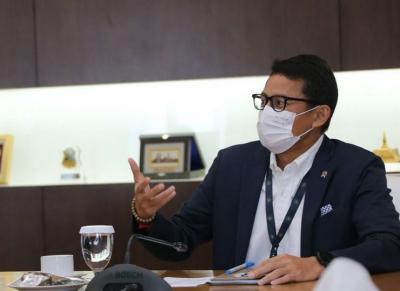 Sandiaga Uno: Produk Lokal Tak Kalah Istimewa dari Luar Negeri