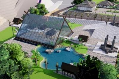 Begini Konsep Pengembangan Taman Ekowisata di Bendungan Sukamahi Bogor