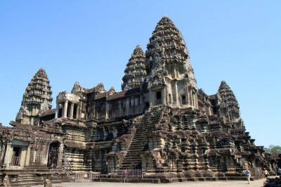 Virus Corona Menggila, Situs Angkor Wat Lockdown 2 Minggu