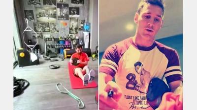 Kisah Lionel Messi Jadikan Muhammad Ali Sumber Inspirasi