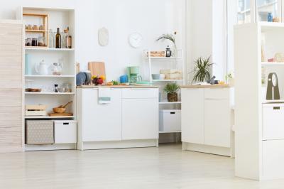 5 Desain Dapur Mungil Bikin Betah Masak-Memasak