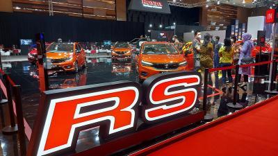 4 Model Terbaru Mobil Honda Meriahkan IIMS Hybrid 2021