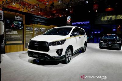 Innova Edisi 50 Tahun Toyota Ludes Terjual Dalam 1 Jam