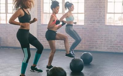 4 Latihan Aerobik untuk Menurunkan Berat Badan, Dicoba Yuk