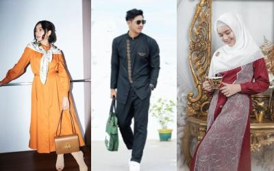4 Inspirasi Outfit Buka Puasa ala Artis Ikatan Cinta, Bisa Dicoba Nih