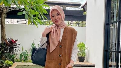 5 Look Fashion Hijab Ayana Moon, Inspirasi Outfit Selama Ramadhan