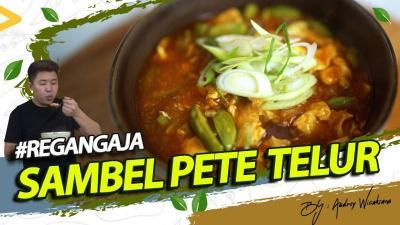 Rekomendasi Menu Sahur dan Berbuka: Resep Sambal Pete Telur dan Soda Gembira