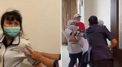 PPNI Kecam Aksi Penganiayaan Perawat RS Siloam oleh Jason Tjakrawinata