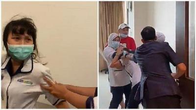 Penganiayaan Perawat RS Siloam Sriwijaya Palembang, DPP PPNI: Harus Diusut hingga Tuntas