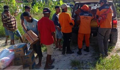 Asa Jawa Tengah untuk Korban Siklon Seroja NTT