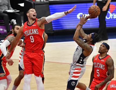 Hasil Pertandingan NBA 2020-2021 Sabtu 17 April: Lewat Overtime, Wizard Raih Kemenangan