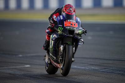 Hasil Latihan Bebas 3 MotoGP Portugal 2021: Quartararo Tercepat, Marquez dan Rossi Kompak Tercecer