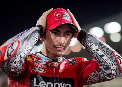 Drama Dihapusnya Catatan Waktu Bagnaia di Kualfikasi MotoGP Portugal 2021 hingga Batal Pole Position