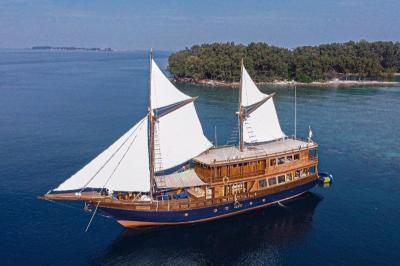 Serunya Ngabuburit di Ancol, Nikmati Pantai hingga Naik Kapal Wisata