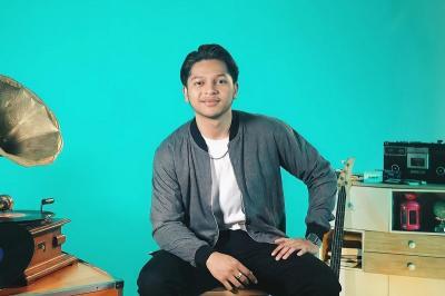 Sambut Grand Final Indonesian Idol, Mark Natama Persiapkan Mental dan Fisik