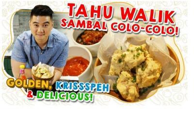 Rekomendasi Menu Takjil dan Berbuka Hari Ini: Resep Tahu Walik Sambal Colo-Colo dan Puding ala Chef Arnold Poernomo