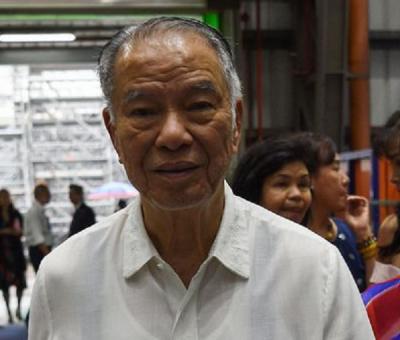 Dirawat di RS, Orang Terkaya Filipina Lucio Tan Positif Covid-19
