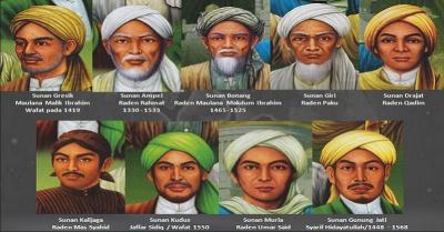 Misteri Asal Usul Wali Songo dan Syekh Jumadil Kubro yang Makamnya di Beberapa Tempat