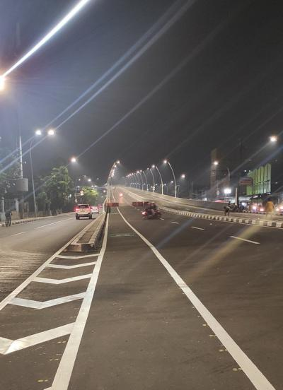 Dinas Bina Marga DKI: Warga Dilarang Swafoto di Flyover Cakung