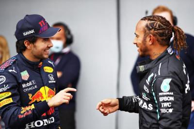 Kuasai Pole Position F1 GP Emilia Romagna 2021, Hamilton Justru Fokus ke Tim Red Bull