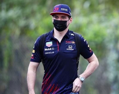 Red Bull Kuasai Barisan Depan F1 GP Emilia Romagna 2021, Verstappen Janji Bakal Persulit Mercedes